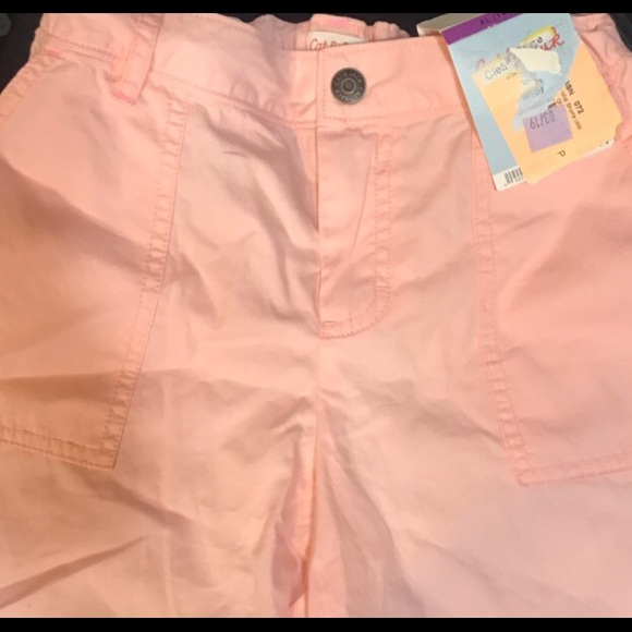 Cat & Jack Other - Girl's adorable Bermuda shorts